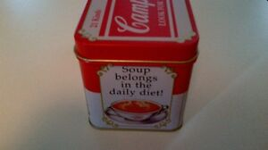 Campbell's Soups Can Kitchener / Waterloo Kitchener Area image 2