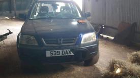 Honda CR-V 1999 Spares or Repairs