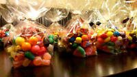 HUGE SALE on candy cones, candy favors, candy bags!!