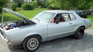 1975 Ford Mustang Coupe (2 door)