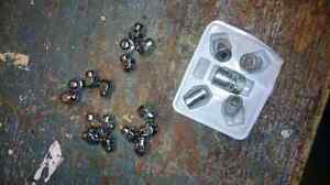 Set of Wheel bolts lug nuts with special bolts $50