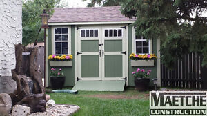 Sheds and Outdoor Structures by Maetche Construction