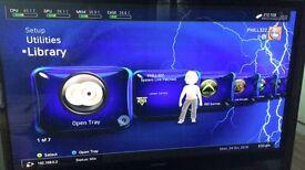 Xbox 360 Rg h falcon console