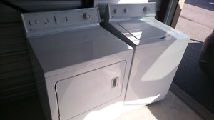 Maytag Washer and Dryer pair