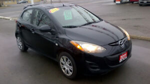 2011 MAZDA2 YOZORA EDITION $ 5495 / GAS SAVER / CERTIFIED