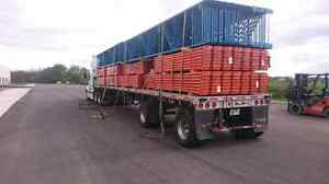 Used pallet racking - large inventory  in stock