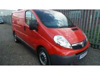 2013 13 VAUXHALL VIVARO 2.0CDTI ++BUY FOR £104 A MONTH++