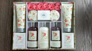 Asquith & Somerset English Rose Luxury Gift Collection