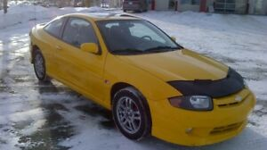 2nd Owner, Fully Loaded, 2003 Chevrolet Cavalier Z-24 Coupe