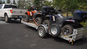 Arctic Cat TRV 700 Like New Condition