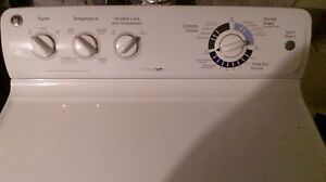 Less then 2 year old, GE 7.0 cu ft. Electric Clothes Dryer