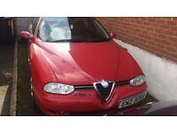 Alfa Romeo 156 tspark turismo