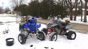 Raptor 660 parts wanted
