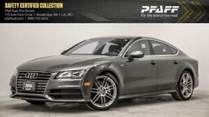 2014 Audi A7 3.0 8sp Tiptronic Technik