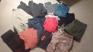 Set of ladies clothes large to xlarge