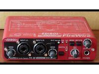 Edirol FA-66 Audio Interface