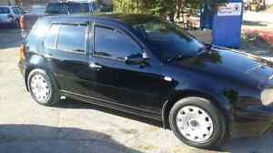 2006 Volkswagen Golf Hatchback Kitchener / Waterloo Kitchener Area image 1