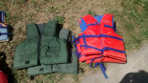 lifejackets for sale