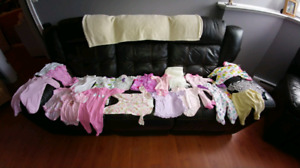 Girls clothing 0-24 months