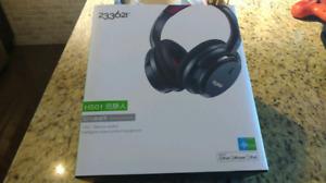 H501 active noise canceling headphones, 50 hr batt life