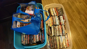 Big lot of dvds