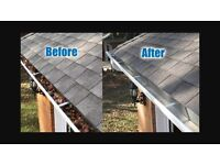 Gutters cleaned Greater Manchester 07889 563 567