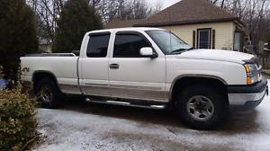 2003 Chevrolet Silverado 4x4
