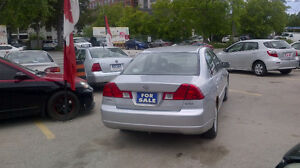 2003 Acura EL Premium w/Aero Pkg Sedan..leather sunroof