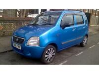 2001 Suzuki Wagon R 1.3 GL Automatic Petrol MPV in Blue
