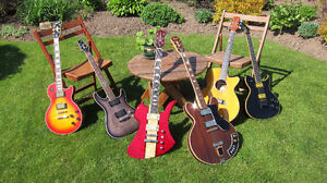 OUTSTANDING GUITARS. MINT CONDITION. ** VIDEO **