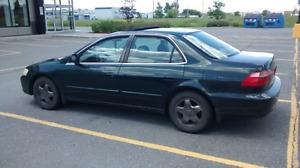 Honda accord 99 V6
