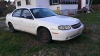 2003 Chevrolet Malibu $400 obo or trade