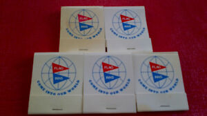 Matchbook Covers-Flags Inn Kitchener / Waterloo Kitchener Area image 1