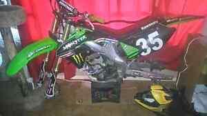 2007 kx250f