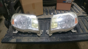 Tacoma stock headlights/fog lights