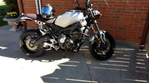 Yamaha XSR 900 For Sale, Warranty until 2021