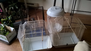 4 Hagen Small Birdcages - $30.00 each or $100.00 for all 4