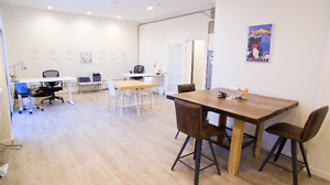 Premium Shared Office Space in Downtown Lethbridge