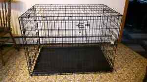 As New 2 Top Paw Large Dog Crate