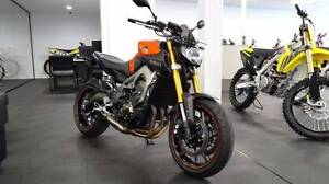 2015 YAMAHA MT09 Gladstone Gladstone City Preview