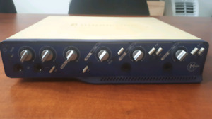 MBOX PRO 2 firewire - with no protools software