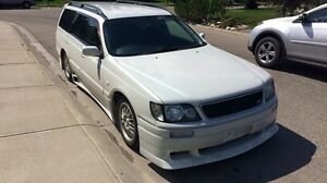 98 Nissan Stagea RS4 AWD
