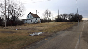 LOT FOR SALE/ TRADE IN HILDA, AB.