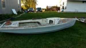 CL 16 sailboat