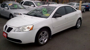 2009 PONTIAC  G6  $ 4999 / ON SALE $ 4799 / CERTIFIED