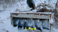 snow blower attachments for sale!