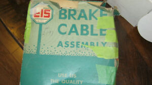 1962-1966 Chevy 2 or nova handbrake cable