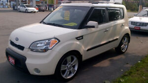 2011 Kia Soul 4U SUV only $ 6995 / CERTIFIED