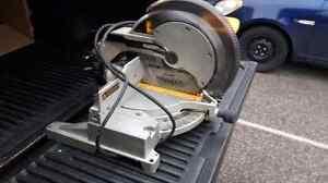 Dewalt 12 inch saw