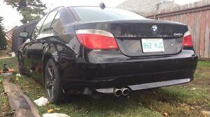 2004 BMW 545i 145xxxkm all fresh fluids QUICK SALE! Moose Jaw Regina Area image 1